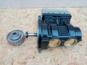 Kompresor na Volvo bez spojky